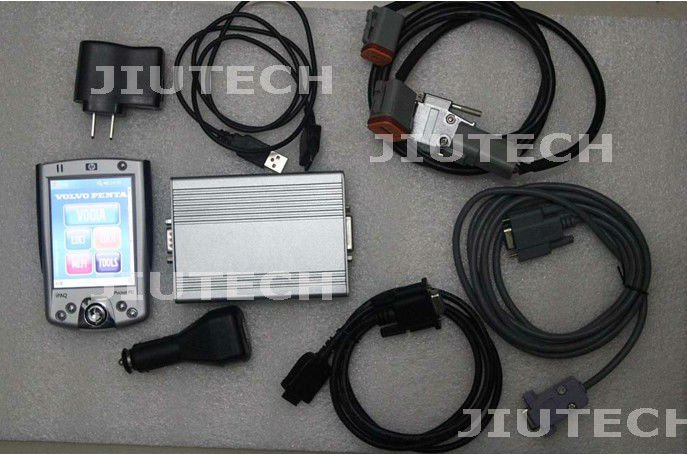 Hot sale! Volvo Penta VOLVO PENTA VODIA DIAGNOSTIC Kit with PD the full range unlocked, no time limit