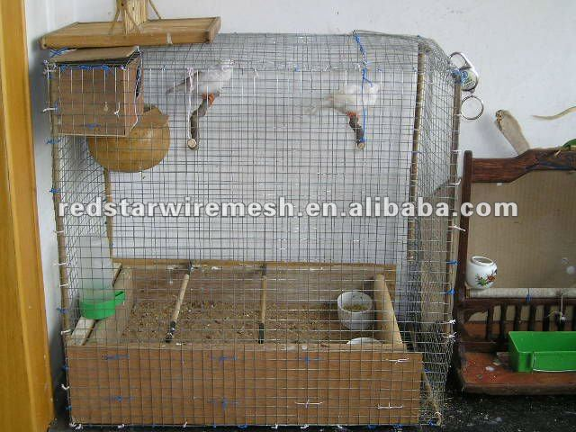 metal pet cage with folding function