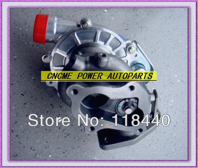 CT16 17201-30030 oil cooled turbo Turbocharger Toyota Hiace Hilux 2.5 D4D 2001- 2.5L 102HP 2KD-FTV 2KD Turbocharger GASKETS