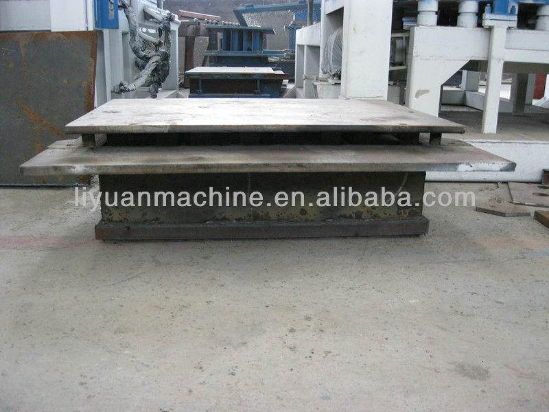 Qt8-15 interlock brick faisant la machine pour la vente