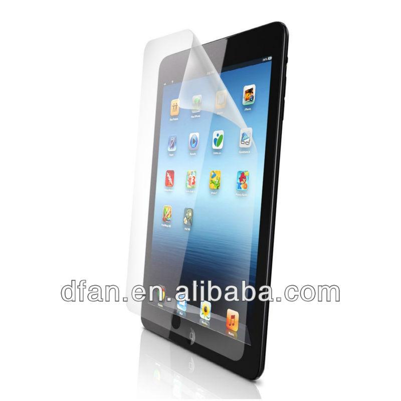 clear for ipad mini screen protector