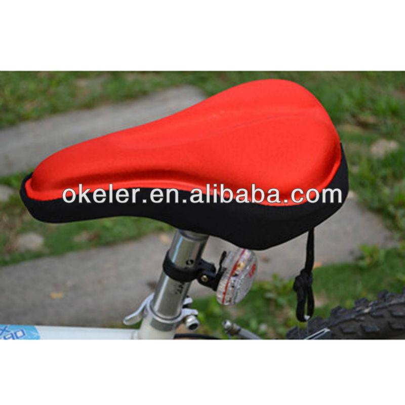 Как сделать сиденье для велосипеда мягче 914
