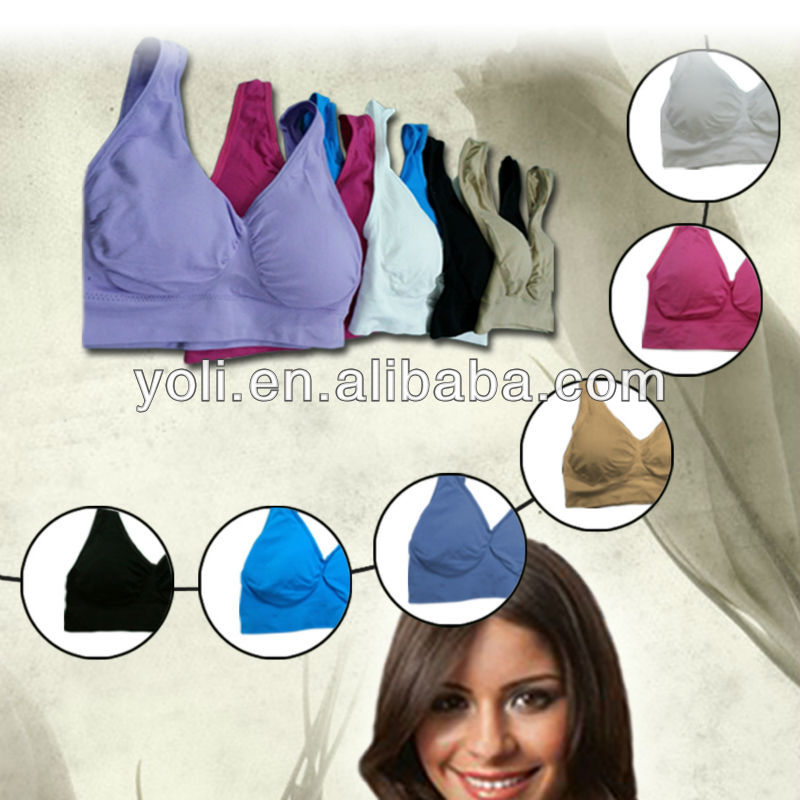 Free Shipping by Fedex or DHL 2014 newly Ahh bra genie bra women seamless bra