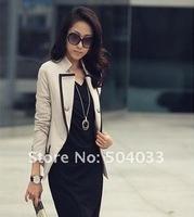 Одежда и Аксессуары Hot Sale lady Slim suit coat, fashion blazer, lady Women jacket Women OL commuter Slim Korean suit, Girl's jacket, suit
