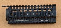 Daniel Defense Omega 7 inch Hand Guard Rail System Black(OG-7-Black)