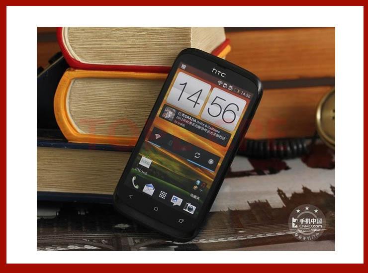 Original HTC Desire V T328w Cell phone Dual SIM 4.0″TouchScreen GPS Wi-Fi 5.0MP Refurbished