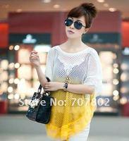 Женский пуловер Fashion heterochrosis tie/dyeing /5  FLS091701