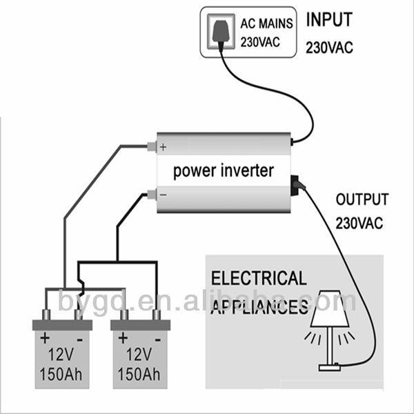 Wiring Diagram 110v Transformer : V ac dc converter kw view
