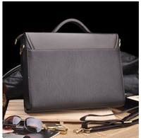 Портфель Retail Composite leather men briefcases+Brown colour