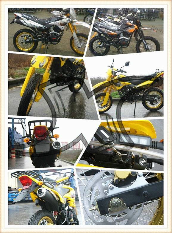 150cc Racing Motorcycle Cheap Dirt Bike