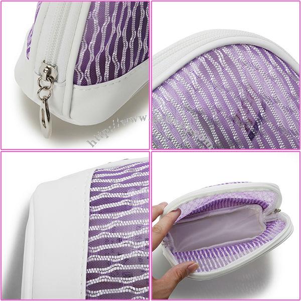 Promotional cosmetics bag/ travel vanity kit/ toiletry bag
