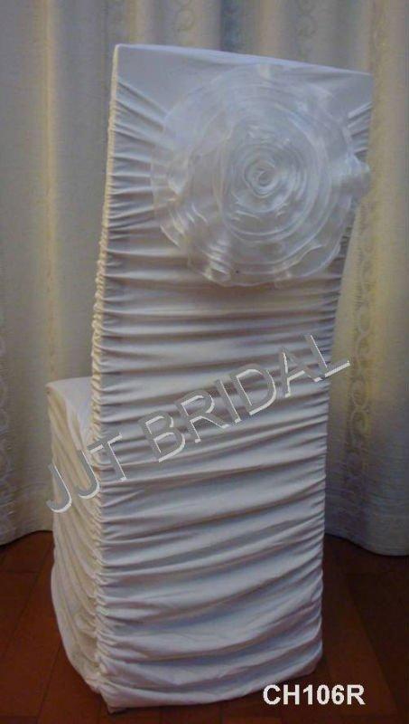 CH106R Hot Sale Popular Wedding chair cover
