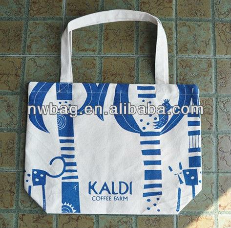 2014 Cotton Calico Bag/Cheap Promotion Cotton Calico Bags Wholesale