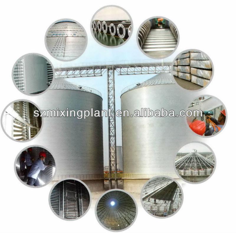 Зернохранение бункер горячая распродажа с низкой ценой