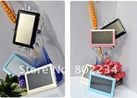 Promotion!!!!8GB 4.3 inch HD definition touch screen Mp4 Mp5 player+TV out+Video+FM radio