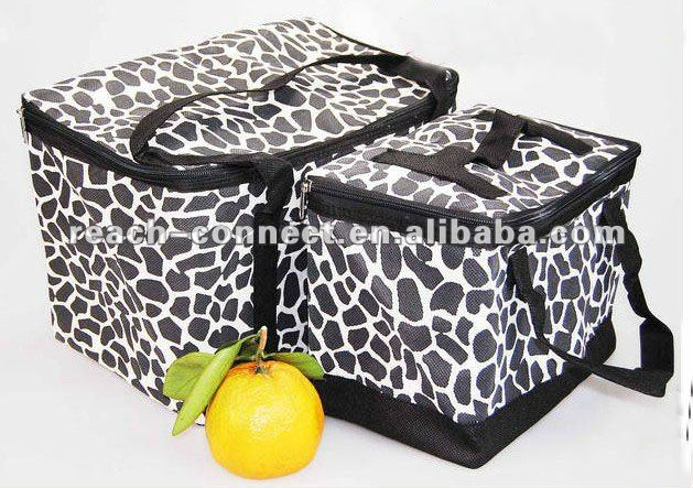 promotional non-woven bottle cooler bags