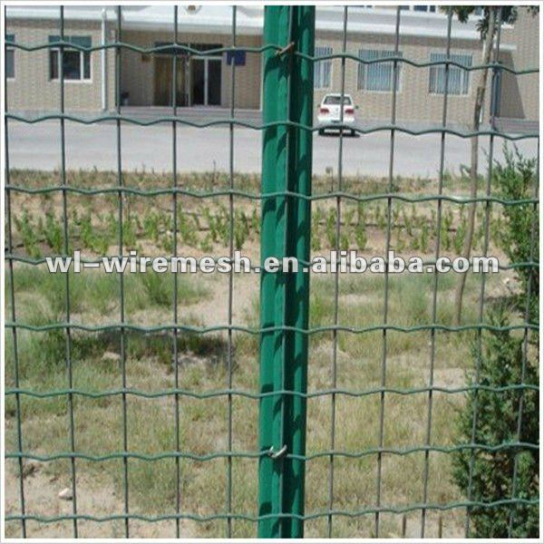 High Quality Holland Wavy Mesh Fence