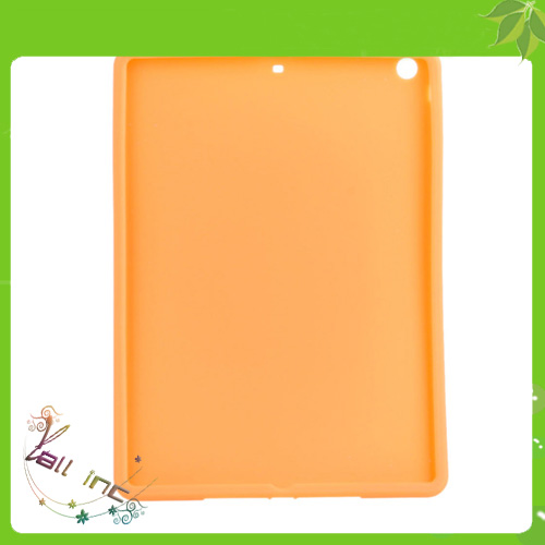 Protective Silicone Case for iPad Air Smart Cover Orange