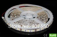 Светодиодная лампа 5m/lot Waterproof IP65 12W DC12V SMD5630 300LEDs 1500-1680lm/m 10mm PCB Flexible Led Strip Ribbon Light String for Decoration