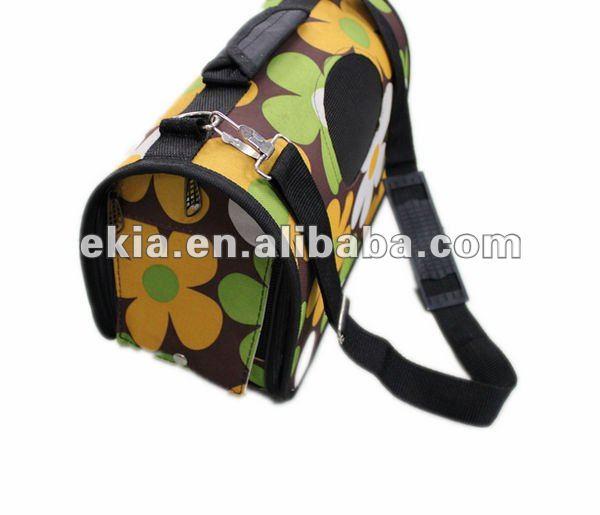 Canvas pet carrier dog bag