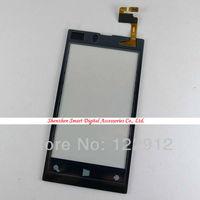 ЖК-дисплей для мобильных телефонов New Repair Part Touch Screen Digitizer Lens For NOKIA Lumia 520