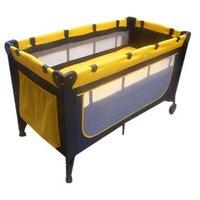 Детская кроватка SUNSHINE  PL-007-BLU