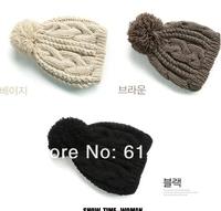 Мужская круглая шапочка без полей Knit MZ01