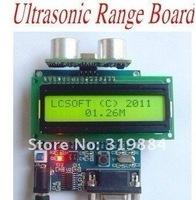 Электронные компоненты + hc/sr04 + LCD