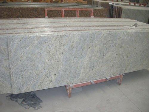 cachemira blanco granito encimera