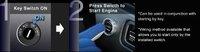 Отсек двигателя 5PCS/LOT PIVOT ENGINE STARTER SWITCH TK-YY01