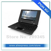Нетбуки и ПК Ponxu 7/wifi PC Android 4.0 OS VIA8850 1.2 DDR 512 /4 NAND flash umPC VIA 8850