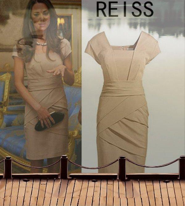 Платья Reiss