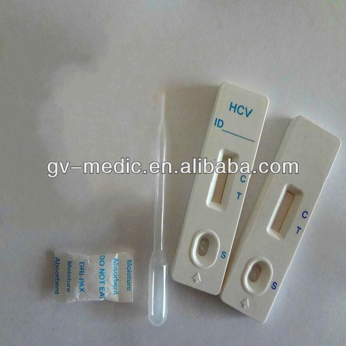 Anti- Hepatitis C Antigen Test C Antigen