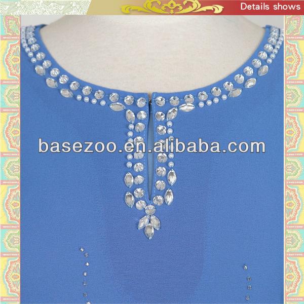 MF20030 beaded lace design baju kurung fesyen baju kurung