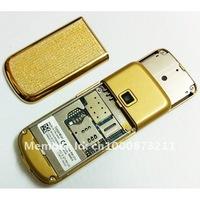 Мобильный телефон Russian Keyboard Phone 8800 Gold-diamond Golden Gold Arte Unlocked Quad Band Mobile Phone