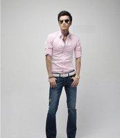 Повседневные рубашки Новые rosea27
