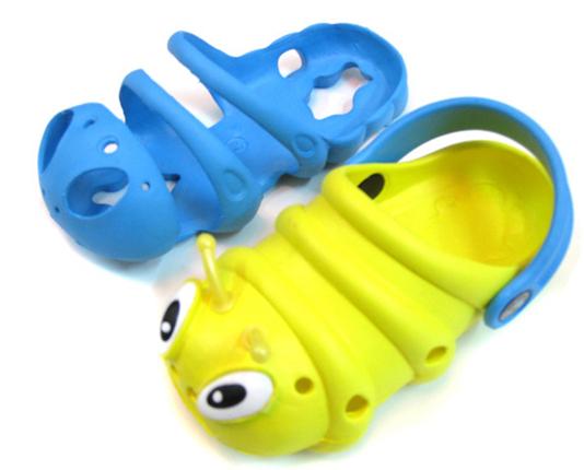 Кроксы для мальчиков 3M /8 size4/11,5 Резина