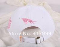 Free Shipping Beautiful Women Baseball Caps Summer Hat E207