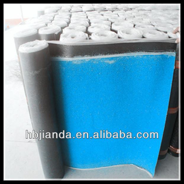 SBS/APP modified bitumen waterproof membrane Sand/Plain Roofing materials