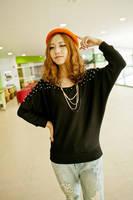 Женский пуловер GL 2color