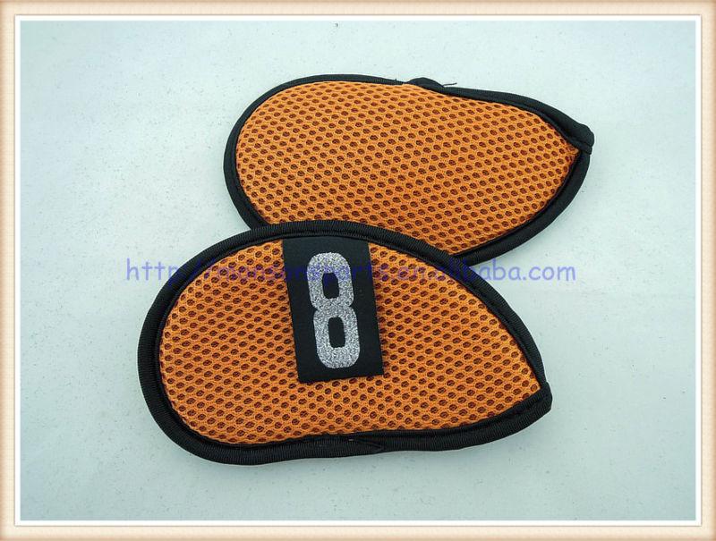 neoprene custom golf iron head cover