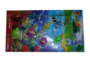 plastic swimming fish toys