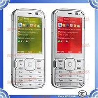 Мобильный телефон 100% Original N79 Mobile Phone Unlocked Cell Phone With Russian Menu