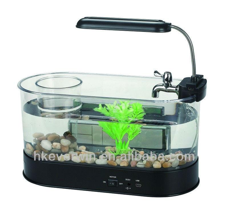 Supply table basse mini aquarium fish tank, View aquarium, OEM ...