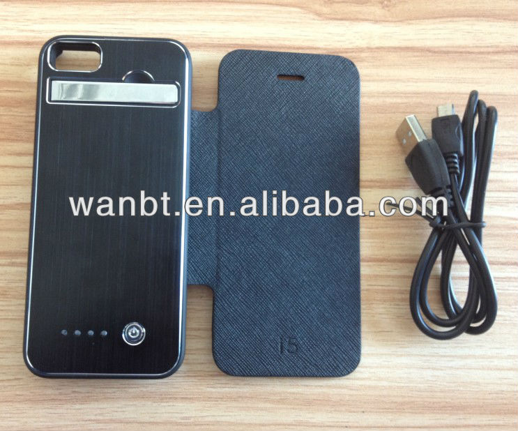 iphone 5 2800mah battery case 2