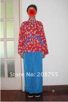 Китайский традиционный халат Iron may clothing/your clothes/white dress/costume