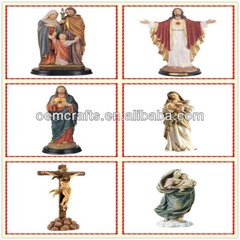 Full of love Jesus Christ Figurine Resin Religious Statues Wholesale