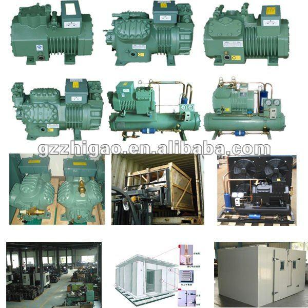 Bitzer Semi hermetic Compressor 2DC-2.2