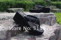 Женские тапочки 2012 star temperament slippers and retail