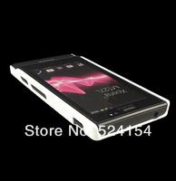 Чехол для для мобильных телефонов NEW FASHION PLASTIC NET HARD DREAM MESH HOLES SKIN CASE PROTECTOR GUARD COVER For SONY XPERIA SOLA MT27i